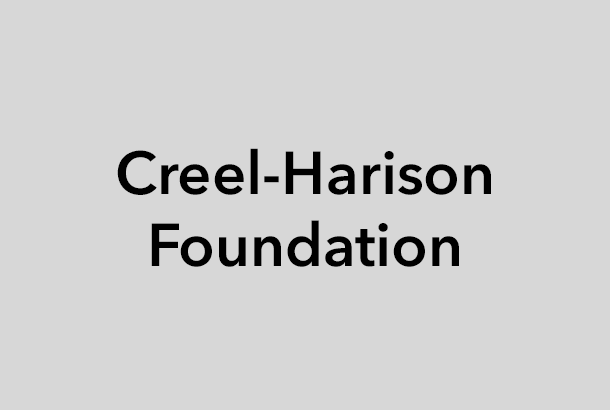 Creel-Harison Foundation